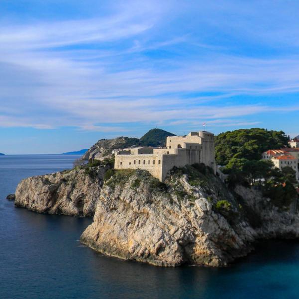 Lovrijenac-Fortress-Dubrovnik