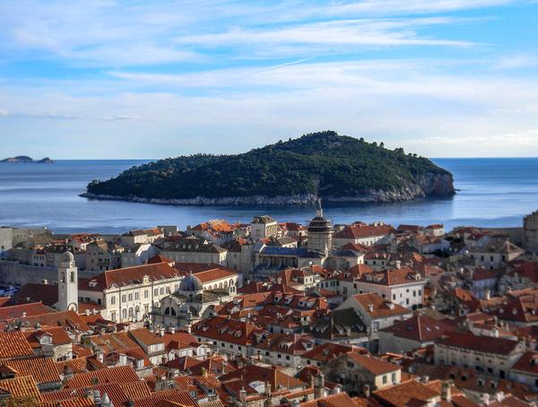 Lokrum-island-in-Dubrovnik