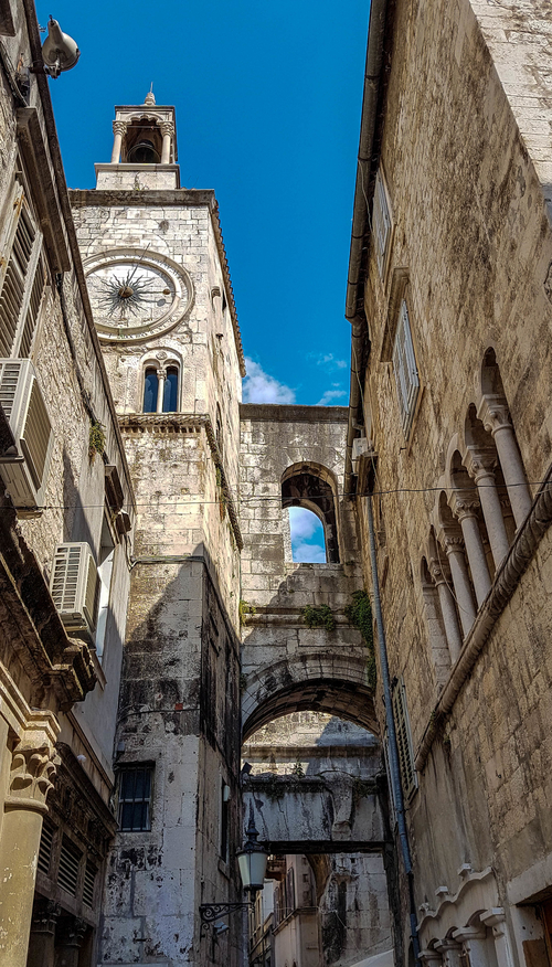 Diocletian's-palace-Split