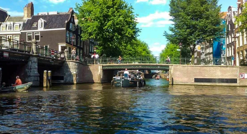 In summer time, canals can get bit busy so make sure to start your cruise early