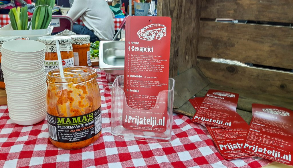 Ajvar is the famous Balkan product
