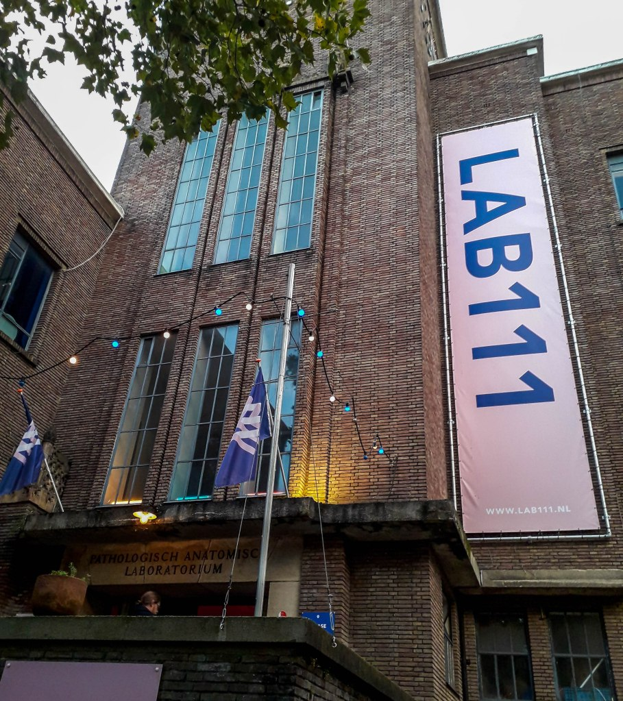 LAB 111 in Amsterdam