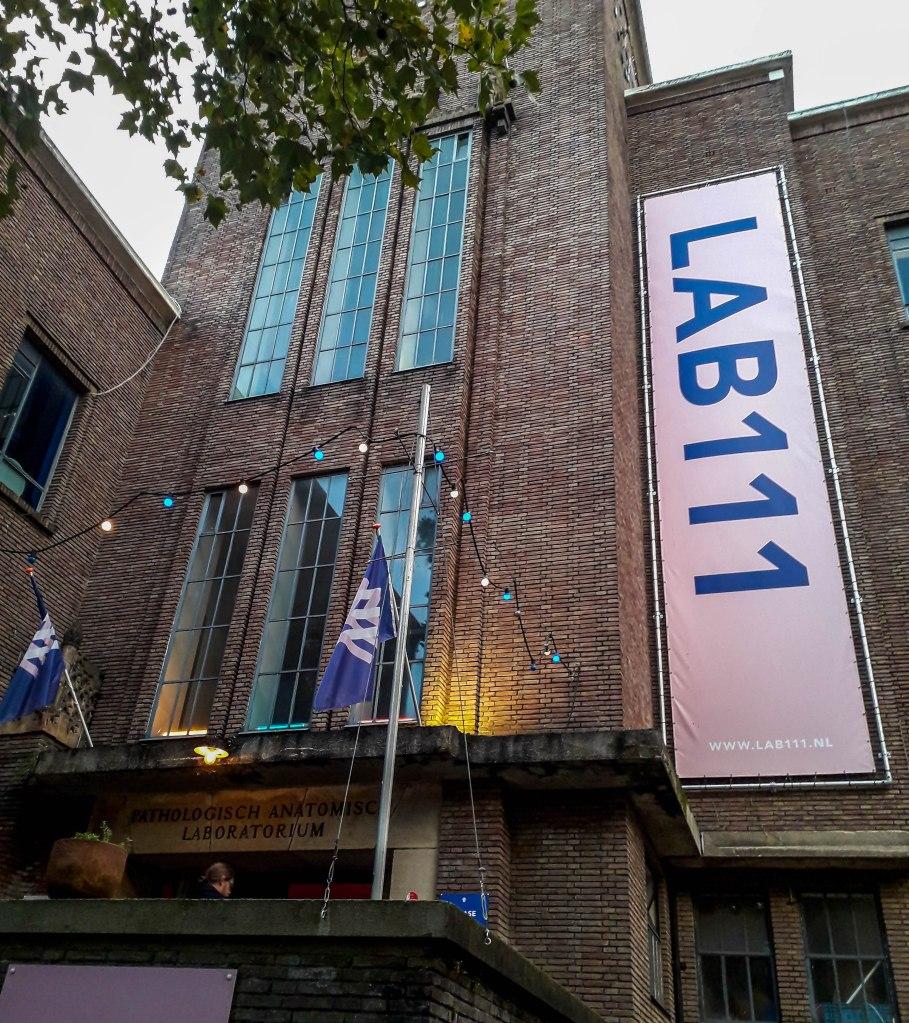 LAB 111 in Amsterdam