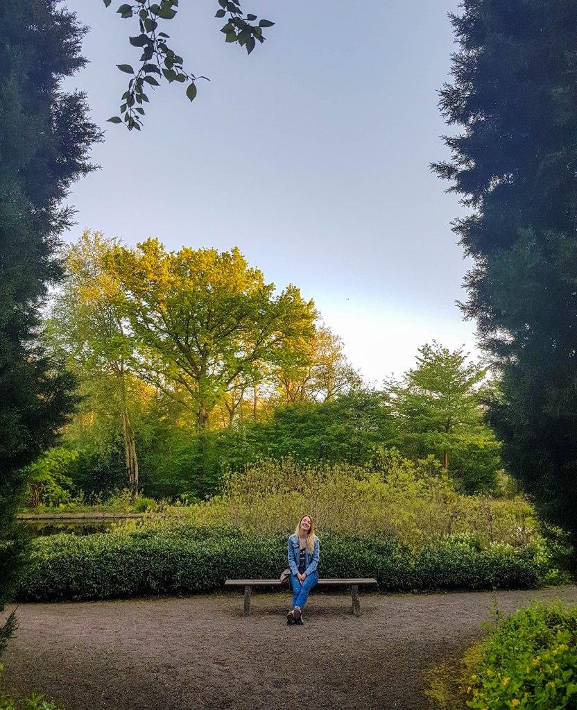 De Braak park in Amstelveen