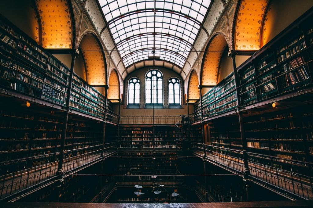 Rijskmuseum Library