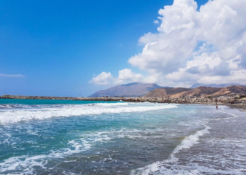 Kokkinos Pirgos Crete island