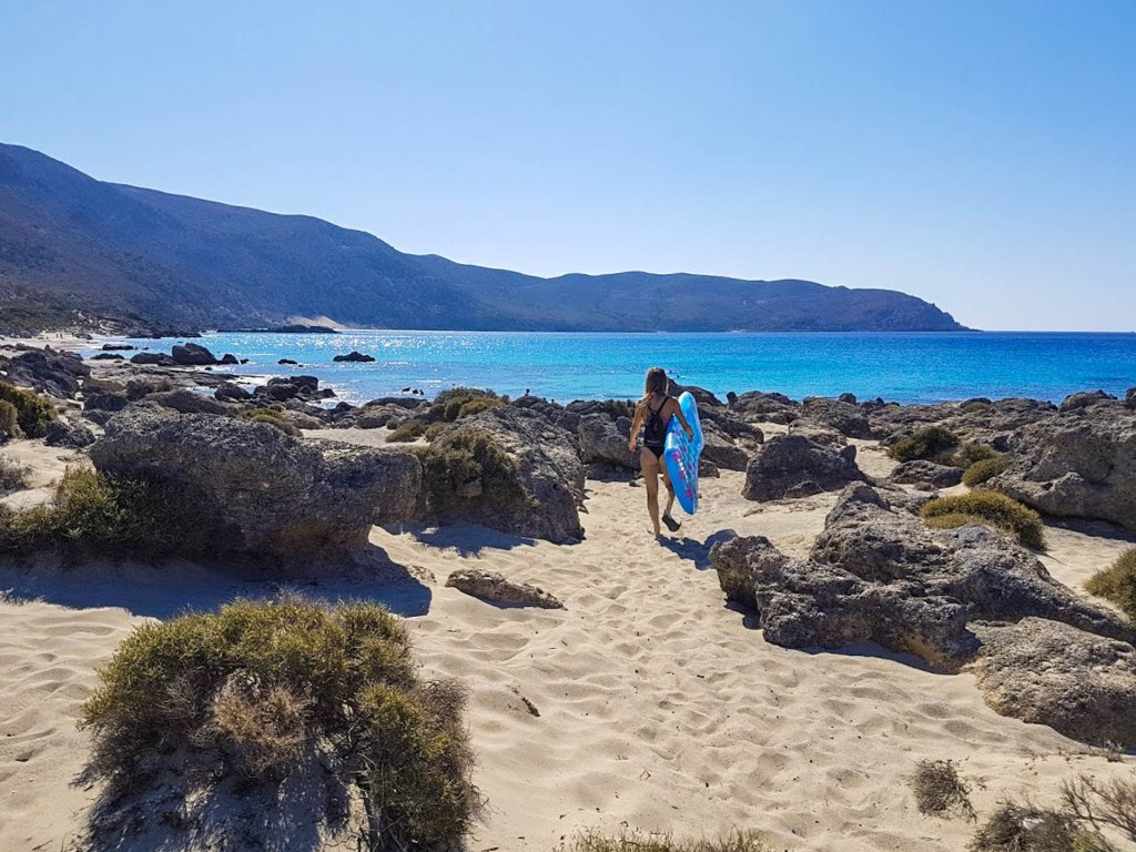 Kedrodasos beach Crete