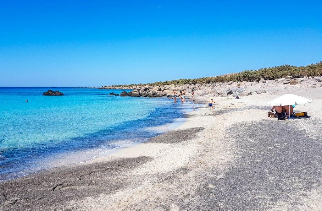 Kedrodasos beach, Crete island