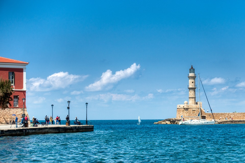 Chanica Crete island