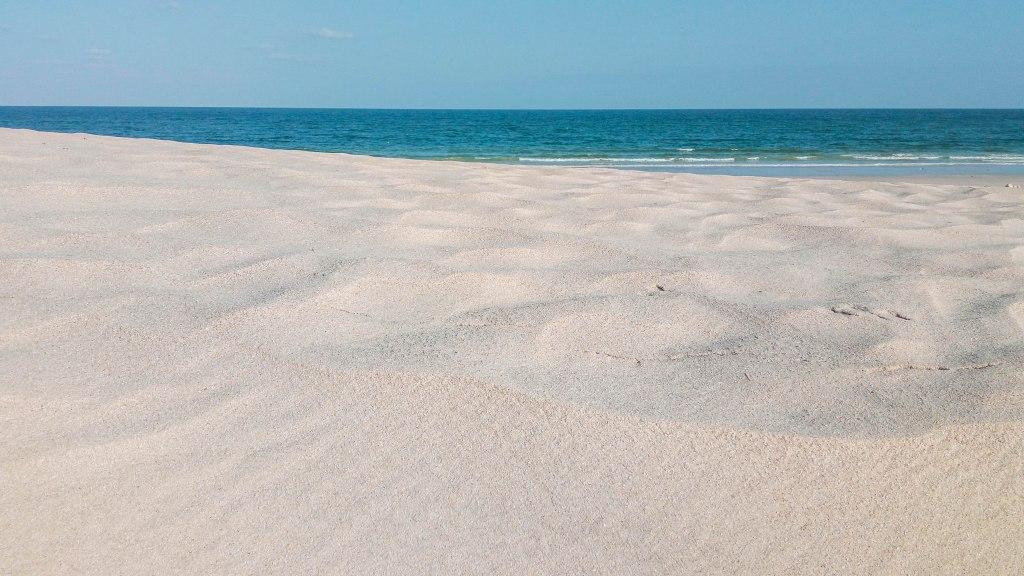 Sugar Dunes in Oman