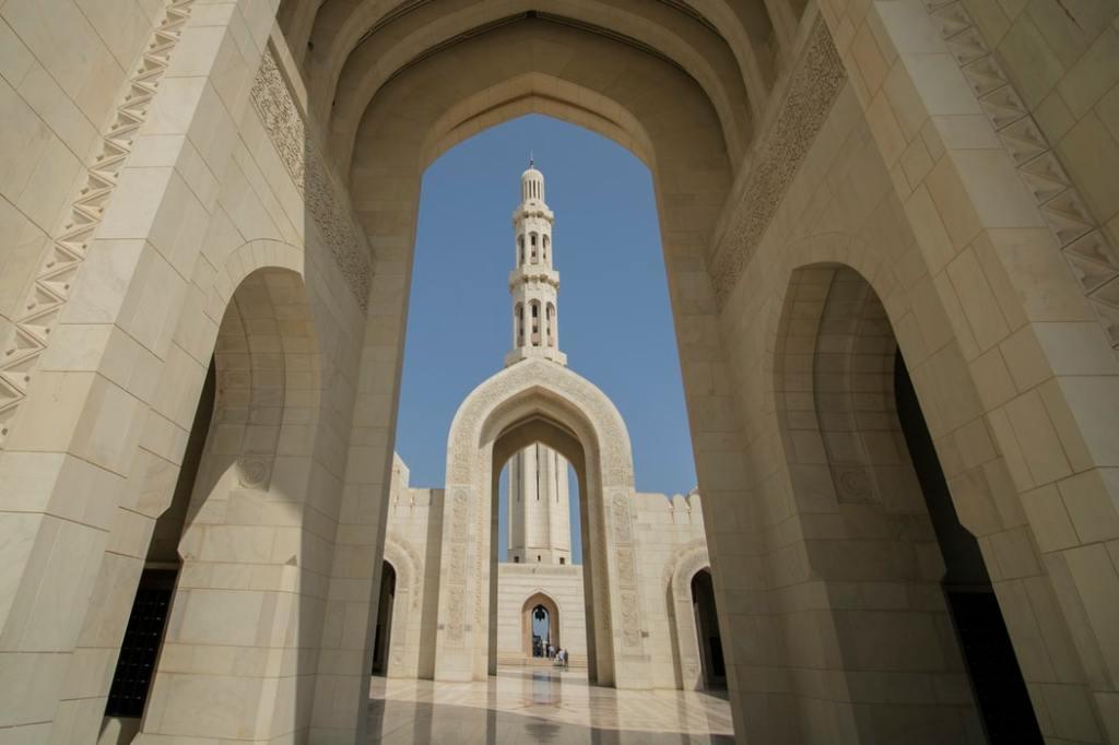 Architecture of Oman