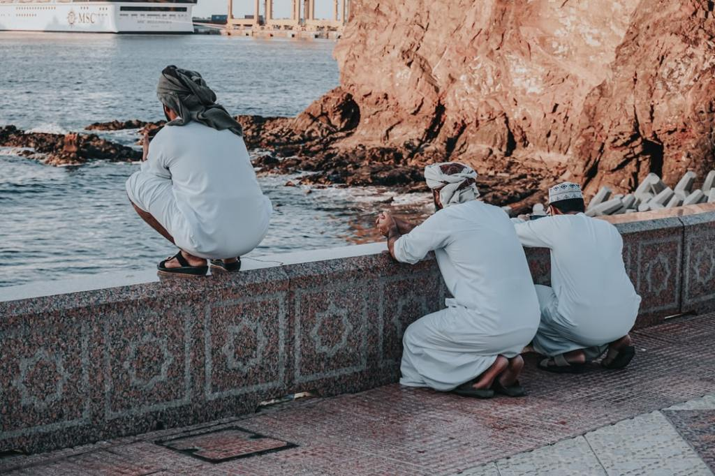 People from Oman