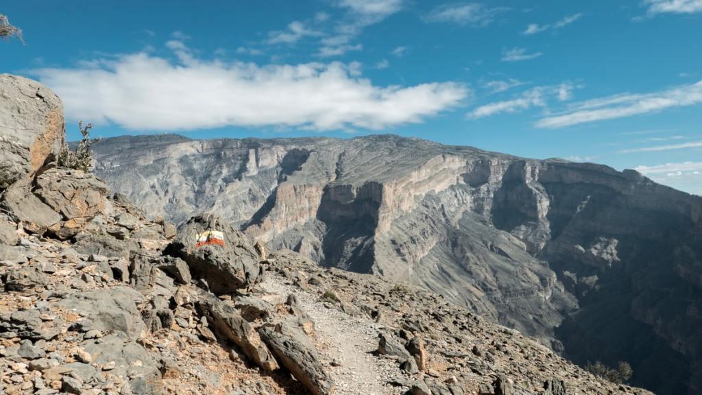 Planine u državi Oman