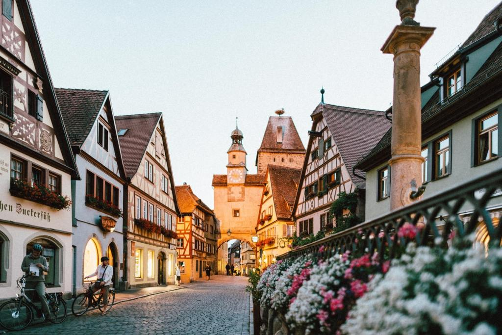 Rothenburg ob der Tauber, Njemačka